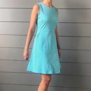 New York & Company Blue Dress XS